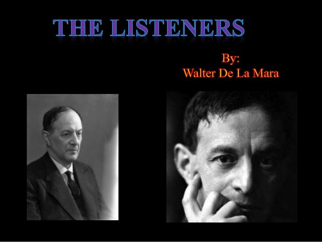 the listeners analysis Introduction to event listeners if you have read any of the component how-to pages,  business analysis ecba™ certification training – 21 pd hours provided.