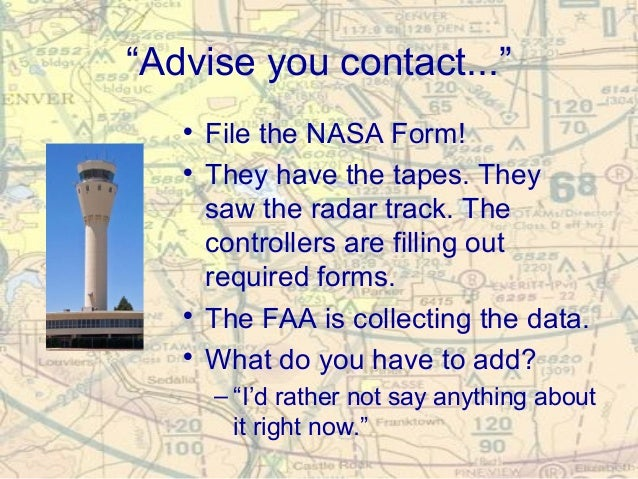 The FAA Enforcement Process (2008)