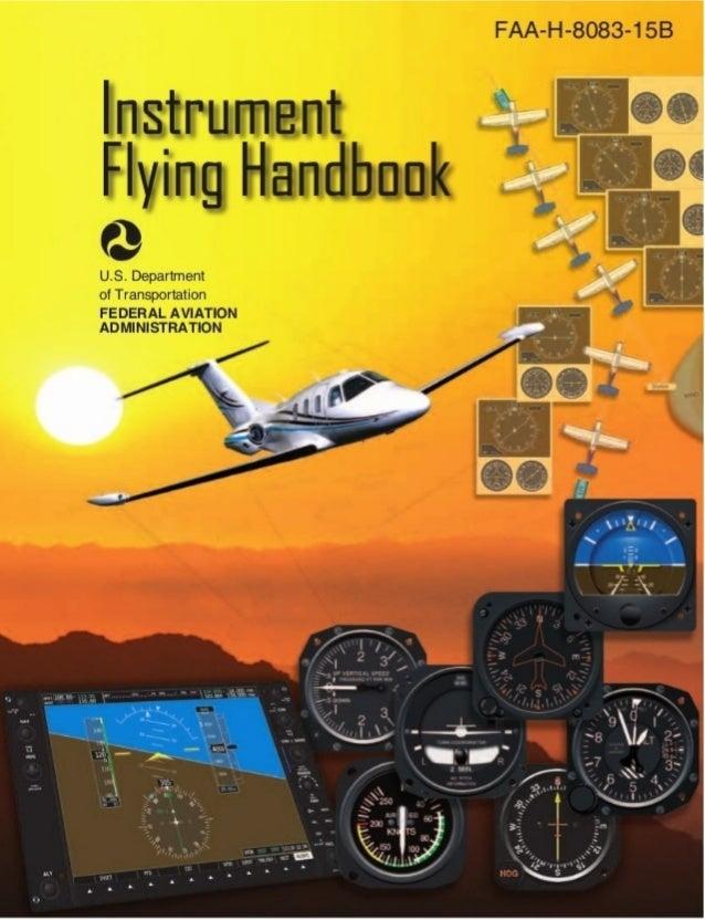 Faa instrument flying hand book