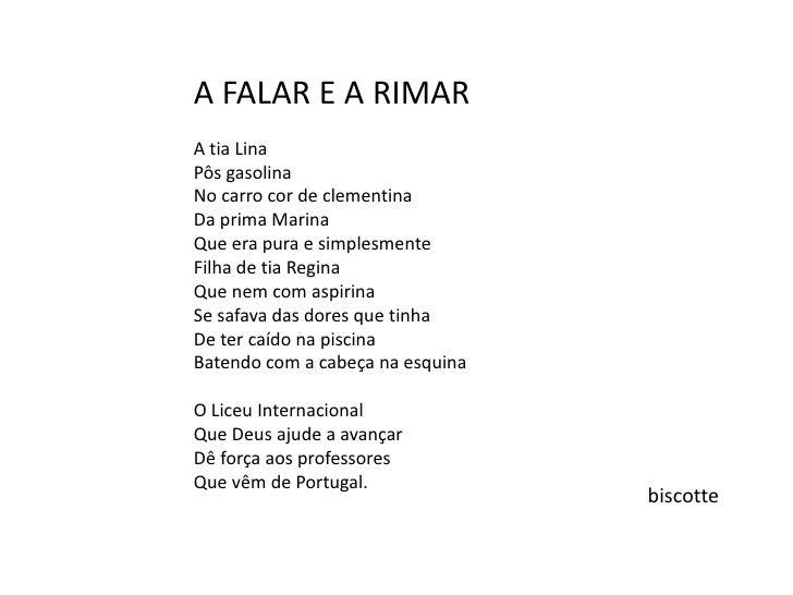Amado Faça Lá Um Poema! 2010 HY21