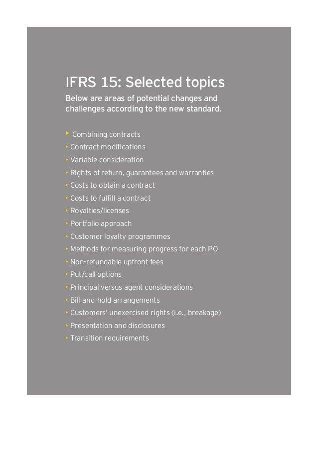 principal agent relationship revenue recognition ifrs