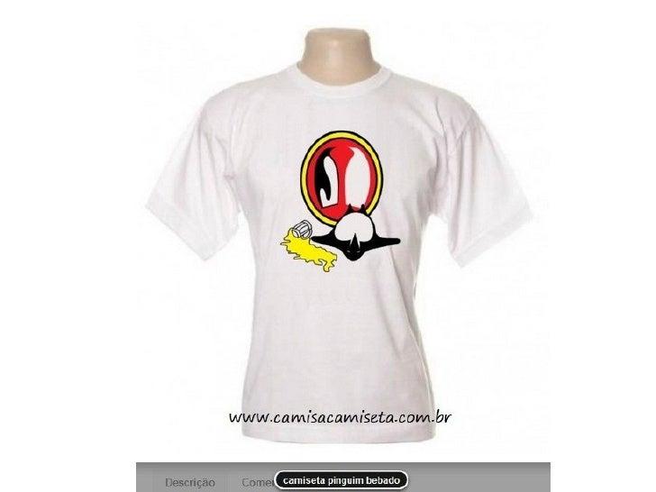 Faça sua camiseta 3d6b10c256b