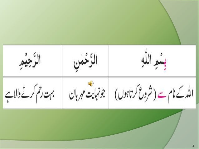 Fatah meaning in urdu