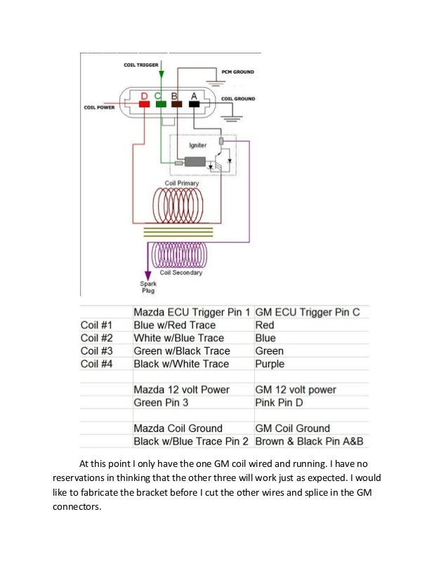[SCHEMATICS_4ER]  Coil Pack Project.1 | Gm Coil Pack Wiring |  | SlideShare