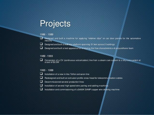 ACCOMPLISHMENTS 1986 -2013 Slide 2