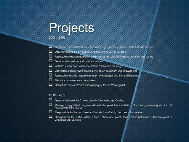 ACCOMPLISHMENTS 1986 -2013 Slide 3