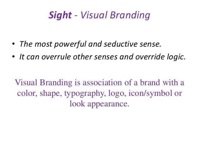 A quick glimpse on Sensory Branding Slide 3