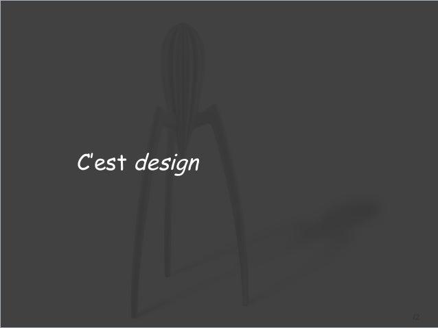 Fabernovel School : une brève histoire du Design par Mathilde Maitre Slide 2