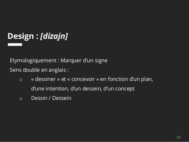 Fabernovel School : une brève histoire du Design par Mathilde Maitre Slide 3