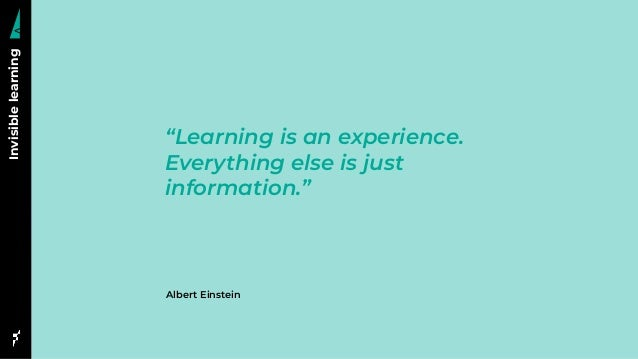 The Future of Corporate Learning: from Training to Learning Experience