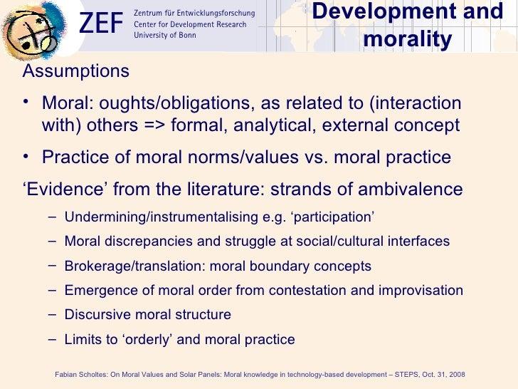 moral basis Edward c banfield, the moral basis of a backward society - view presentation slides online edward c banfield, with the assistance of laura f banfield, the moral.