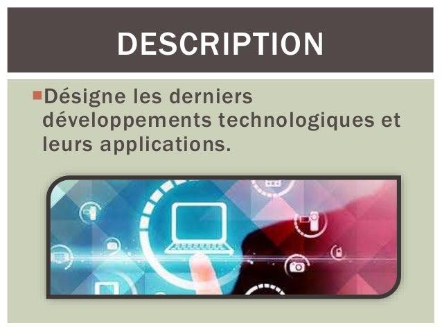 les nouvelles technologies en classe de FLE  Slide 2