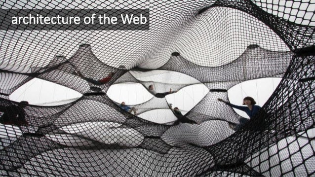 architecture of the Web