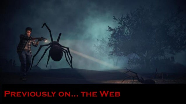 Previously on… the Web