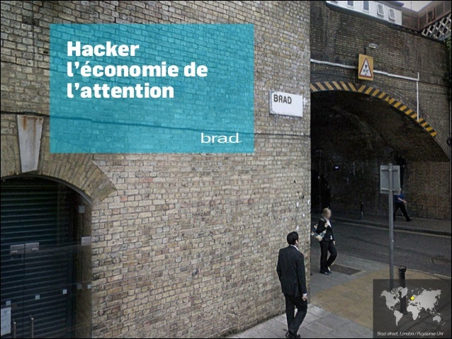 Hacker l'économie de l'attention