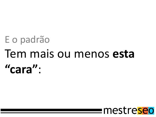 Muito Obrigado!Dúvidas?ContatoTwitter: @fabioricottaEmail: fabioricotta@mestreseo.com.brWebsite: www.mestreseo.com.br