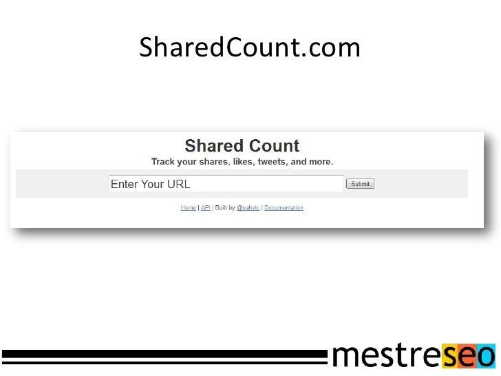 SharedCount.com<br />