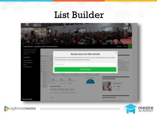 1 List Builder