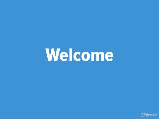@Fabbrucci Welcome @Fabbrucci