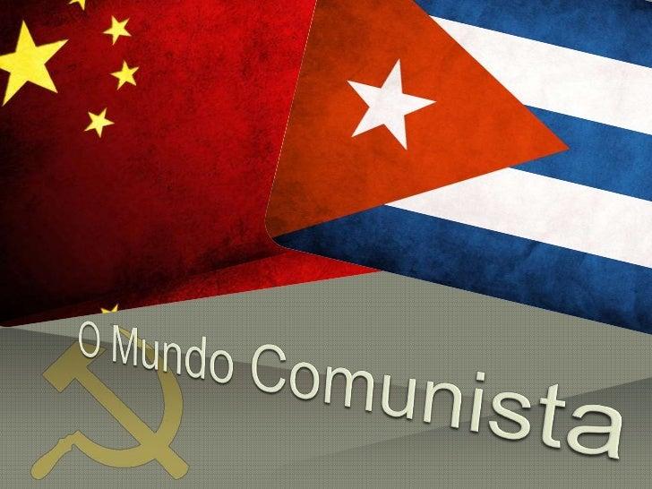 O Mundo Comunista<br />
