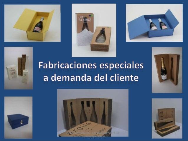 AREA COMERCIAL: a.rodriguez@envik.es j.ramos@envik.es  1