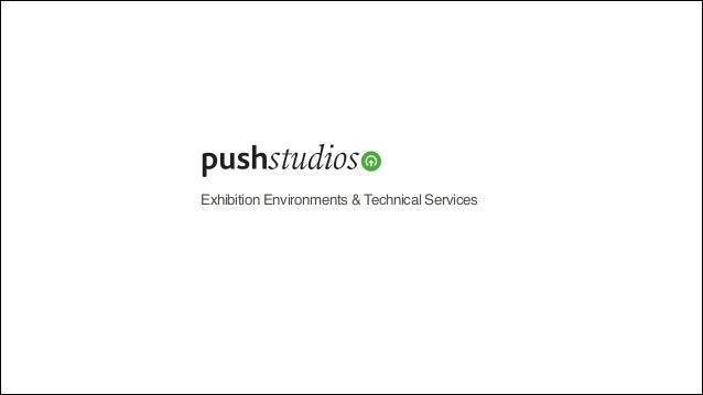 Exhibition Environments & Technical Services
