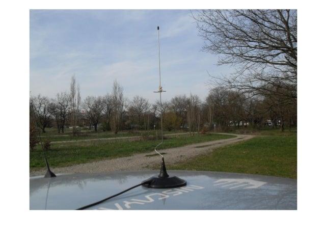 Fabrication d'une antenne mobile bibande 145 & 435 MHz