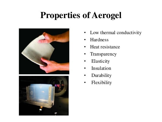 Fabrication of aerogel like materials without using supercritical dry…