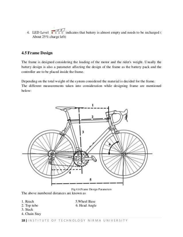 Fabrication Of Electric Bicycle
