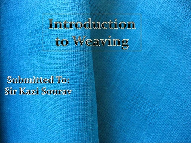 Textile process cycle: Fiber Yarn Greyfabric Finished fabric Apparel Spinning technology Fabric manufacturing Wet processi...