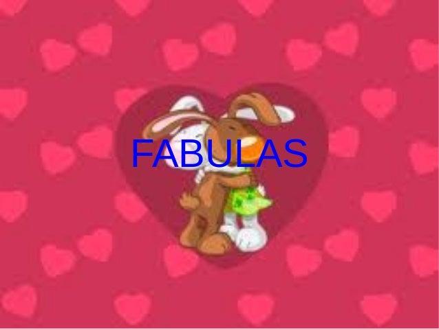 FABULAS