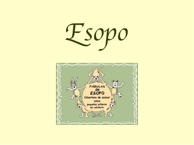 Esopo