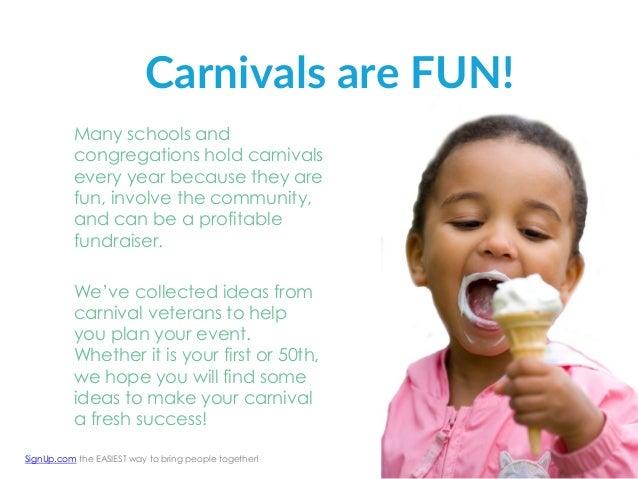 School Carnival Games & Ideas - Fabulously Fun Slide 3