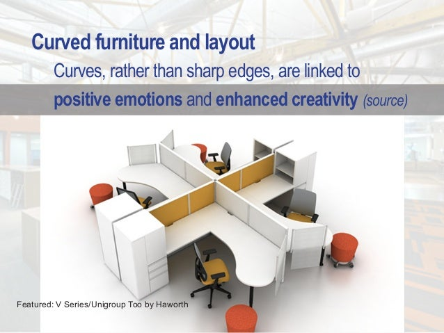 curved furniture