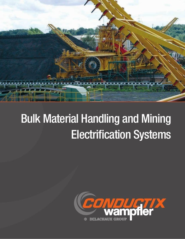 Bulk Material Handling and Mining Electrification Systems
