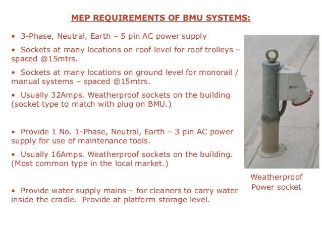 Vtme Dubai Rajan Samson Facade Access Equipment Bmu Design