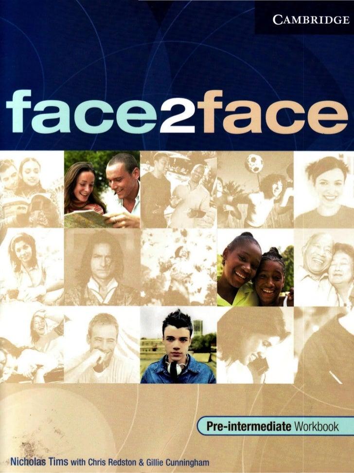Face2 face pre-intermediate_workbook