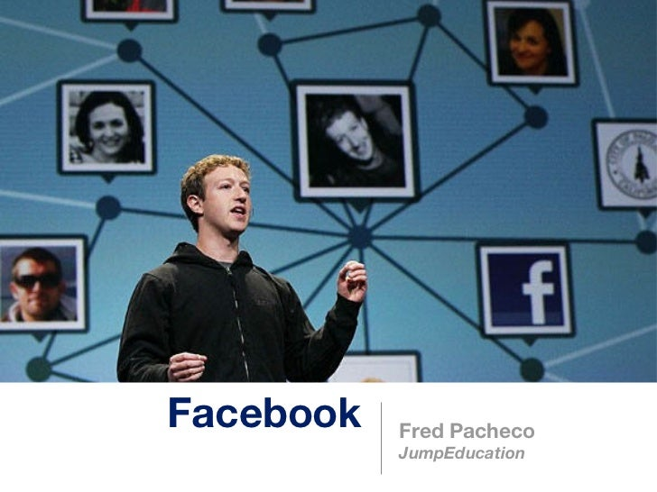Facebook   Fred Pacheco           JumpEducation