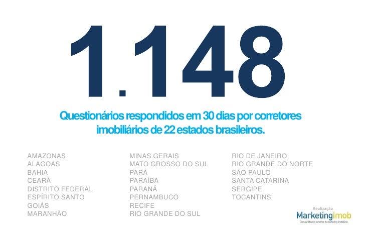 Facebook no Mercado Imobiliário - Pesquisa Slide 3