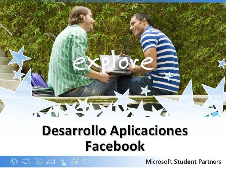 Desarrollo Aplicaciones Facebook