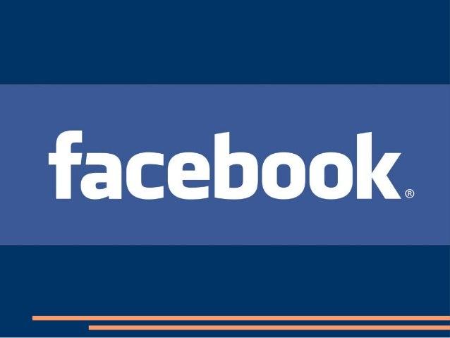     Facebook Facebook — в настоящее время самая крупная социальная сеть в мире. Была основана в 2004 году Начиная с сент...