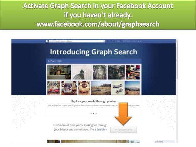 Activating & Using Facebook Graph Search: SmallBiz How-To