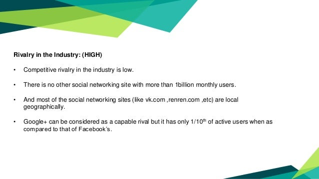 Facebook - Fundamental Analysis, Ratio Analysis and Valuation results