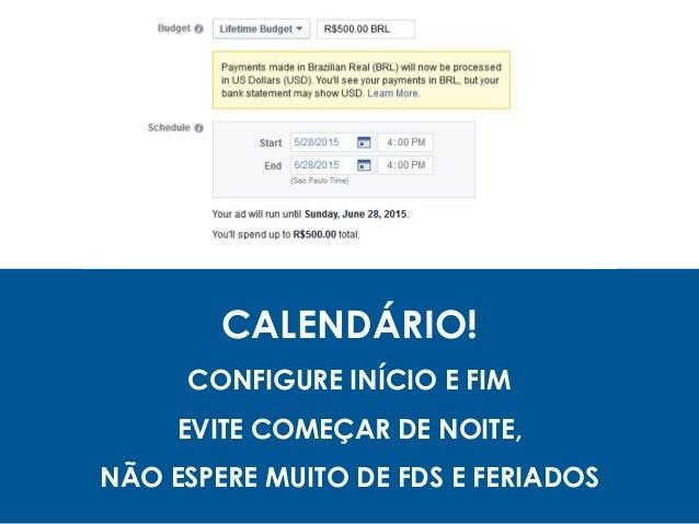 NUNCA PAUSE UMA CAMPANHA!!!