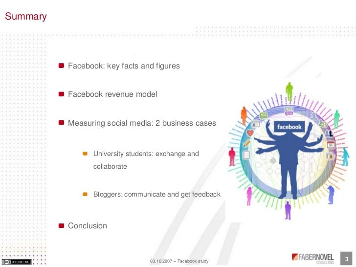 Facebook Analysis and Study Slide 3