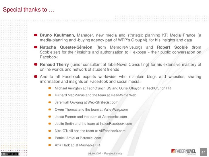Special thanks to …                 Bruno Kaufmann, Manager, new media and strategic planning KR Media France (a          ...