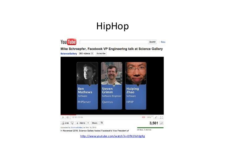 HipHop h/p://www.youtube.com/watch?v=DfN1YaYdgRg