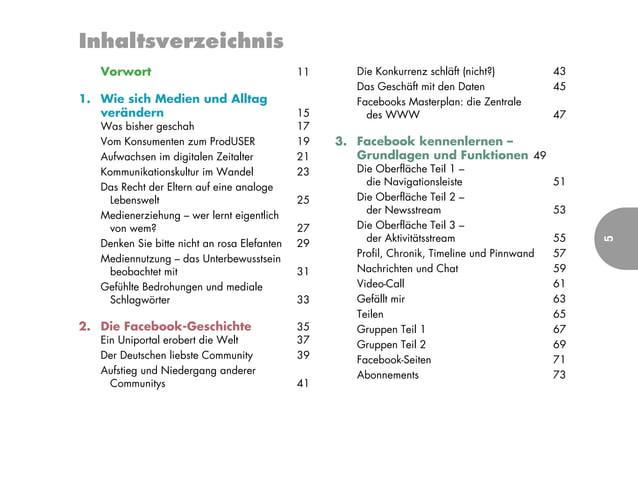 Inhaltsverzeichnis   Vorwort                                    11      Die Konkurrenz schläft (nicht?)          43       ...