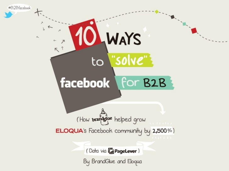 "10 Ways to ""Solve"" Facebook for B2B"