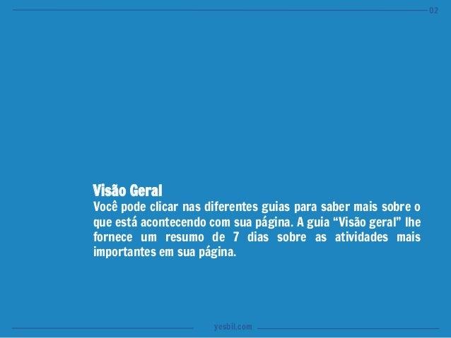 Facebook insights #PostDaTerça #3pra1 Slide 3